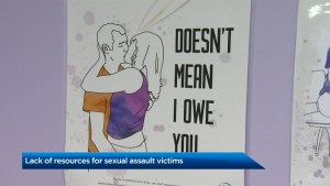 Avalon Sexual Assault Centre not accepting new counselling patients