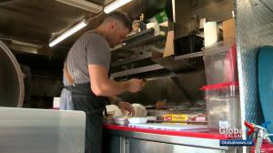 Food truck aims to help recovering Calgarians