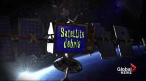 Satellite Debris: Apr 1