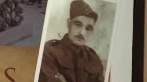Indigenous man reflects on grandfather's D-Day sacrifice (02:05)