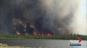 Northern Alberta residents told to prepare for possible evacuation over wildfire