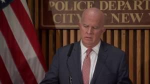 'It's absolutely terrorism': NYC Mayor Bill De Blasio