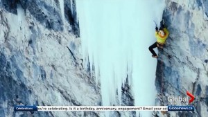 The Morning Show previews the Kingston visit of the Banff Centre Mountain Film Festival World Tour
