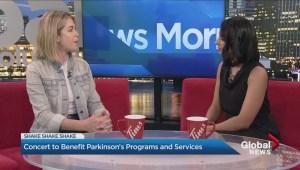 Concert benefits B.C. Parkinson's program and services