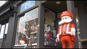 Toy Shop wins window decorating contest