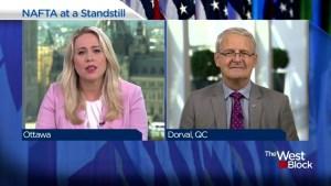 We are not working towards a deadline on NAFTA: Garneau