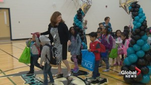 Calgary students head back to school
