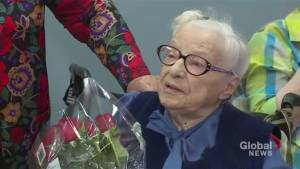 Oshawa woman celebrates 110th birthday