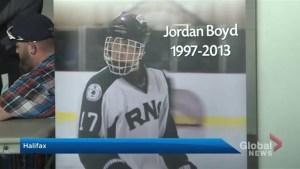 Fifth-annual Jordan Boyd Celebrity Hockey Challenge