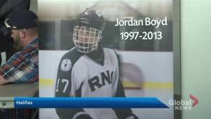 Fifth-annual Jordan Boyd Celebrity Hockey Challenge
