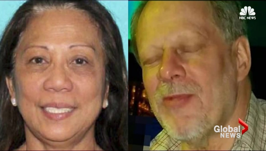 Las Vegas gunman shot security guard before firing at concert-goers