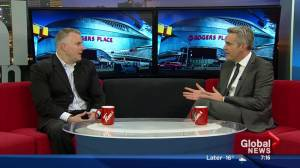 Sports professor on what new Rogers Place downtown arena means for Edmonton