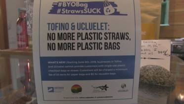 Trudeau eyeing a Canadian ban on single-use plastics by 2021
