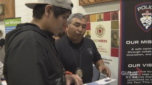 The Tsuut'ina Nation Police Service to hire up to 100 police officers over next decade