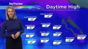 Global Regina Nov. 30 Weather