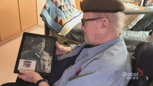 World War Two veteran takes on one more battle