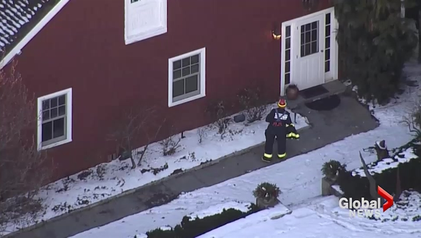 Fire Breaks out at Bill and Hillary Clinton's Westchester Compound