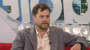 Actor/Producer Joshua Jackson talks about Vancouver's entertainment market