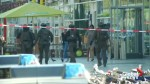 Police respond amid reports of hostage standoff at Cologne train station