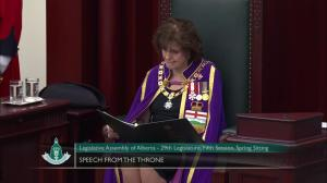 'I have to tell you I should've practiced': Lois Mitchell cannot pronounce cardiac catheterization lab