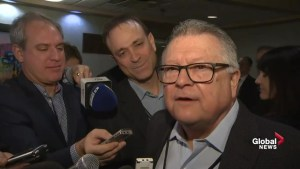 Goodale says Canada won't be deterred from doing what's right despite challenges