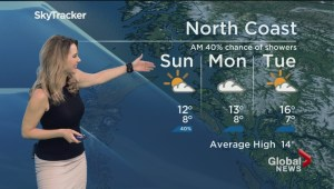 BC Evening Weather Forecast: Jun 9