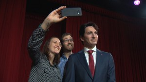 Justin Trudeau's wax sculpture unveiled at Montreal's Grevin wax museum