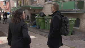 Montreal tenants left out on the street