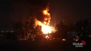 Hydro station fire leads to explosions, leaves thousands without power in Toronto