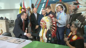 First Nations University of Canada becomes first urban reserve dedicated to education