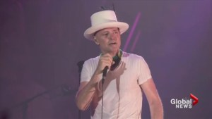 Kingston remembers Gord Downie