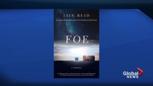 Iain Reid's new book, Foe