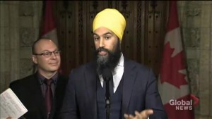 NDP's Jagmeet Singh wants more 'concrete' action on response to Ontario's handling of Francophone issues