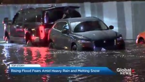 GTA on flood watch as heavy rainfall expected