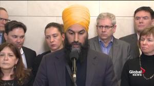 Jagmeet Singh calls Patrick Brown allegations 'heinous'