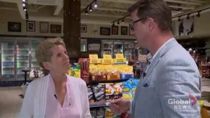 Facing long odds, Kathleen Wynne accepts many voters looking for change