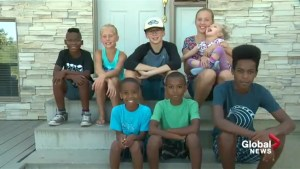 Alberta couple talks about what it's like to raise 8 kids