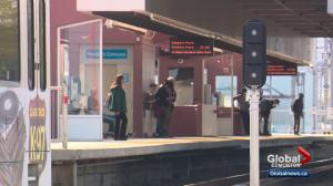 City of Edmonton staff look to improve safety at LRT stations