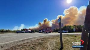 Highway 16 to open at midnight after closure due to wildfire