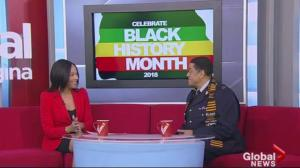 Black history month celebrated in Regina