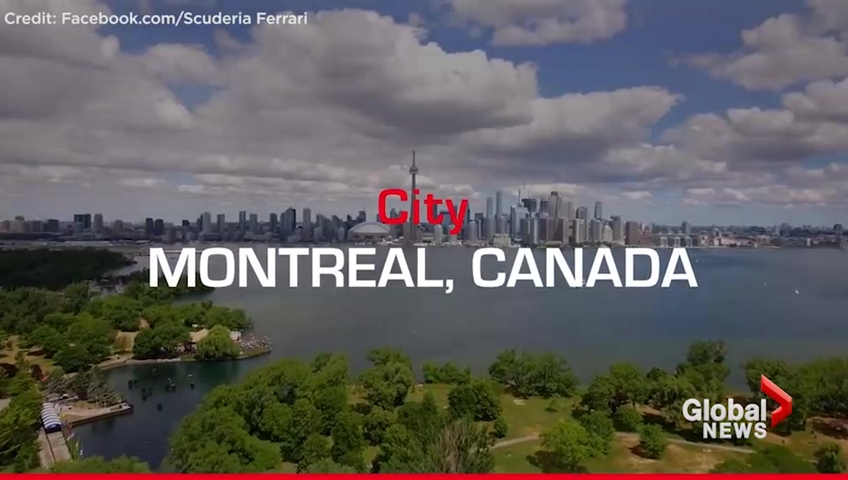 Ferrari ridiculed for promoting Montreal F1 race with images of Toronto