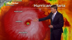 Hurricane Maria to hit Caribbean islands as category 4, maybe 5