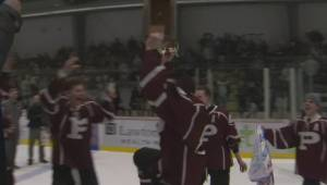 HIGHLIGHTS: AAAA Hockey Final – St. Paul's vs Sturgeon Heights