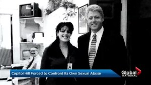 Capitol Hill forced to confront its own sexual abuse