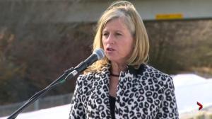 Mary Moran says Olympic money will go elsewhere if Calgary says 'no'