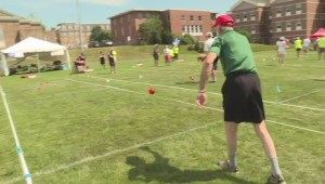 Hundreds flock to Antigonish for Special Olympics
