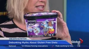 Debunking myths around gluten-free diets