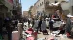 Car bomb kills at least 11 at Somalia shopping mall: police