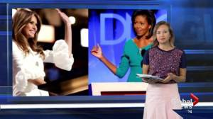 Melania Trump speech suspiciously similar to 2008 words say critics