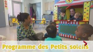Parents in Côte-Saint-Luc try to save a beloved children's program from being shut down.